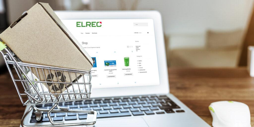 Online Shop für Verbrauchsmaterialien